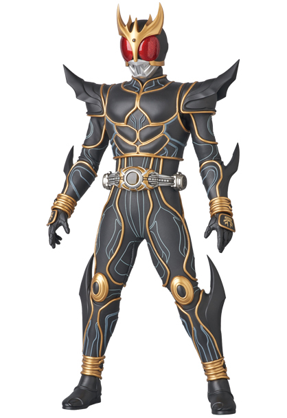RAH Kamen Rider Kuuga Ultimate Form Official Images - JEFusion