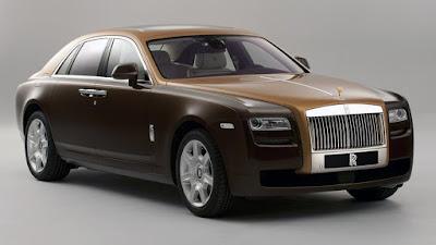 Desde 1998, la marca de autos de Rolls-Royce pertenece a BMW.