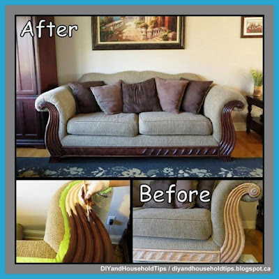 Sofa / Couch Makeover