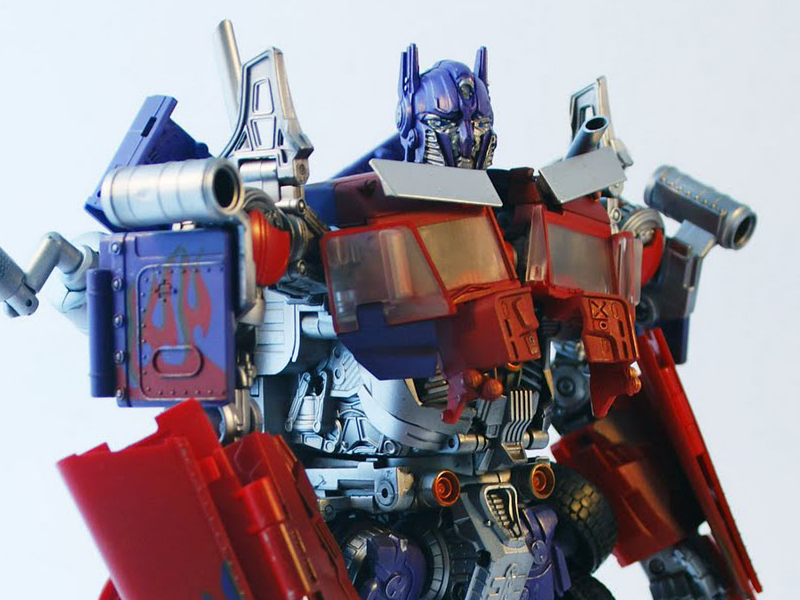 Leader Class Optimus Prime by Beckylaw photo