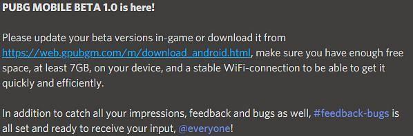 Android için PUBG Mobile 1.0 beta güncellemesi: APK indirme linki!