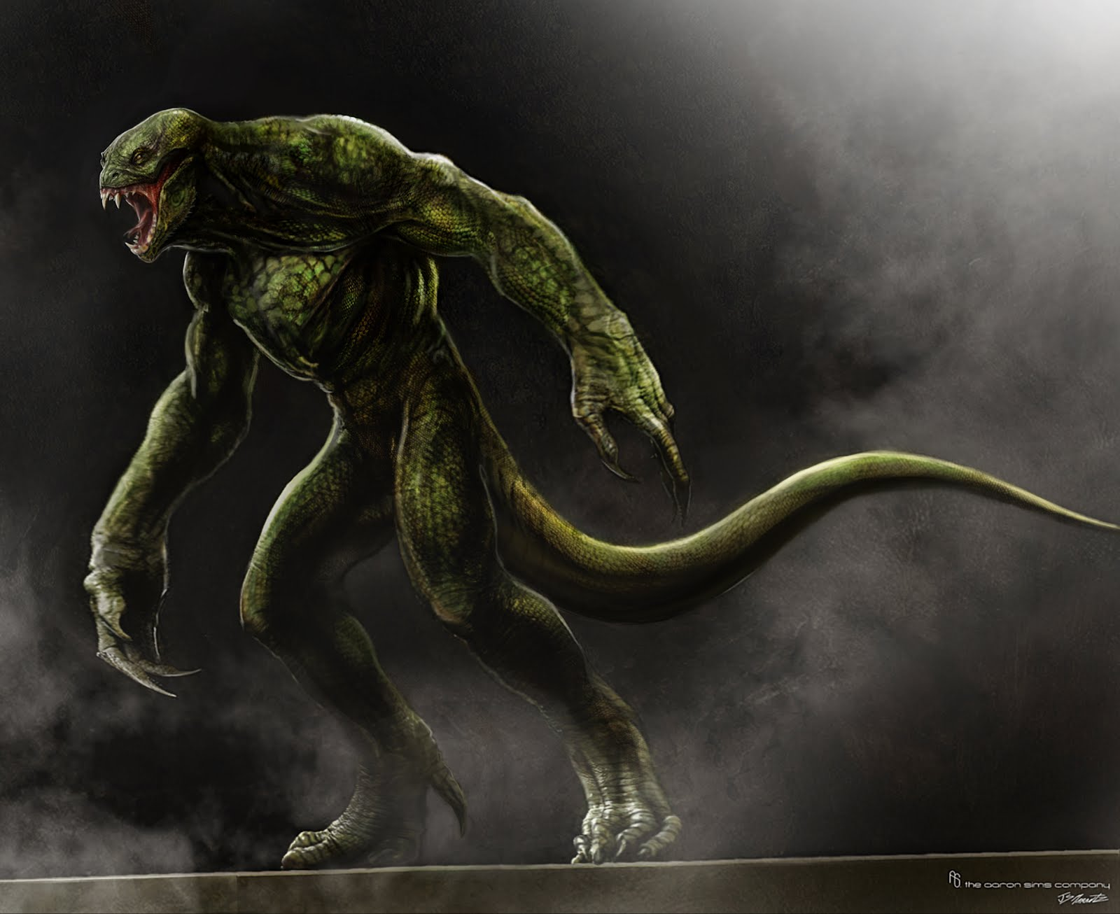 Exclusive: 'The Amazing Spider-Man' Concept Artist Jerad S ...