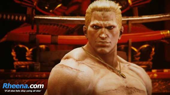 Bald Blog Tekken 7 S Next Add On Character Is Geese Howard All of geese howard's voices in capcom vs snk 2. bald blog blogger