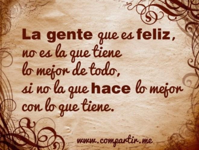Frases De La Felicidad