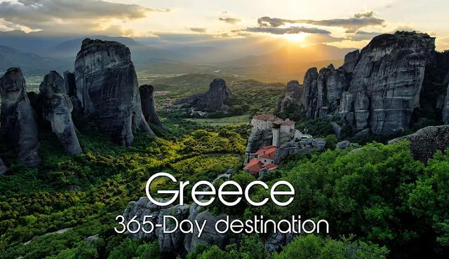 Ελληνική η καλύτερη τουριστική ταινία του κόσμου για το 2018. Δείτε το εντυπωσιακό σποτ του ΕΟΤ που πρώτευσε ανάμεσα σε 28 χώρες (Βίντεο)