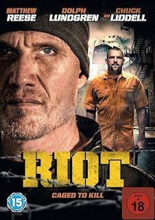 Xem Phim Nhà Giam Địa Ngục - Riot