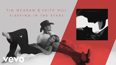 Tim McGraw & Faith Hill - Sleeping In The Stars Lyrics