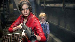 resident evil 2 online game