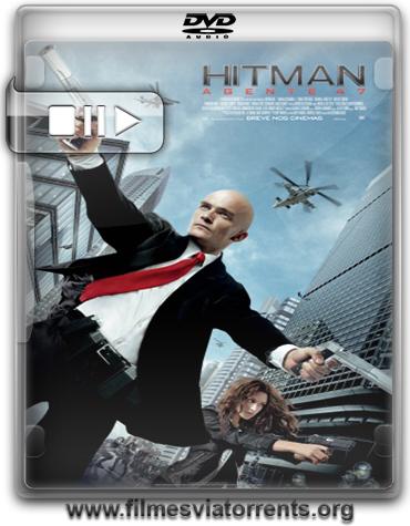 Hitman: Agente 47 (Hitman: Agent 47) Torrent - BRRip Legendado (2015)