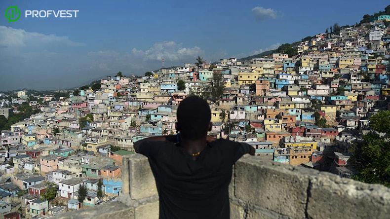 Гаити факты