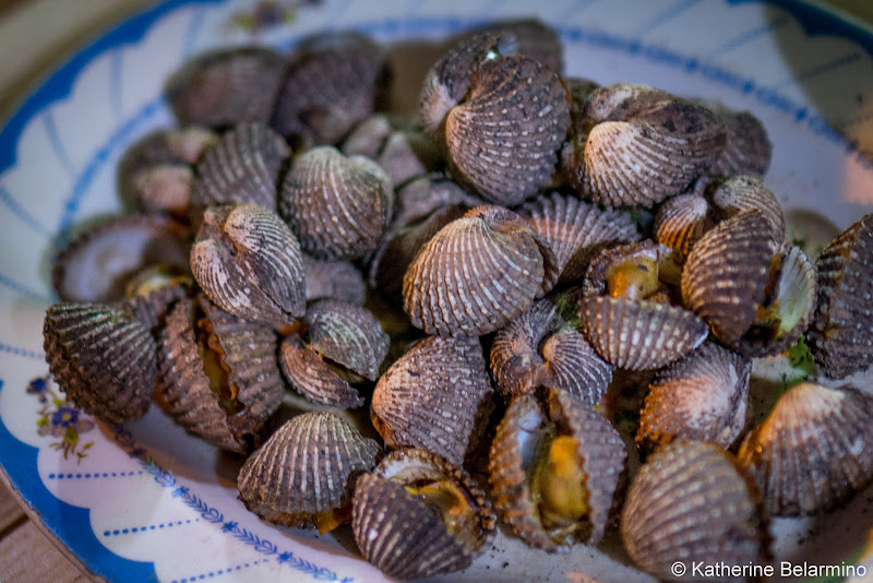 Cockles Seafood Traditional Vietnamese Food