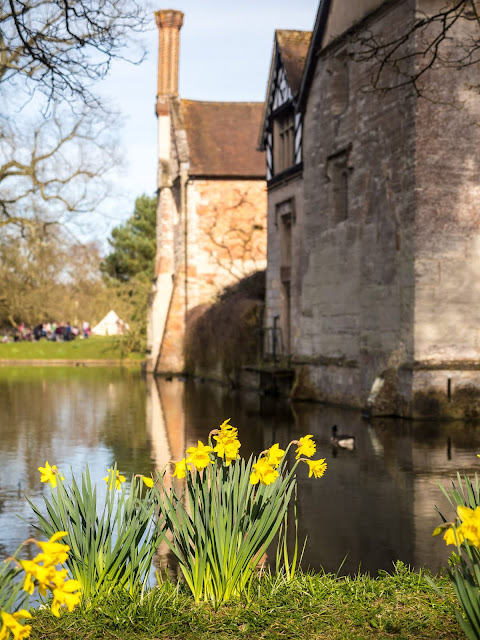 Baddesley Clinton National Trust Property UK by_