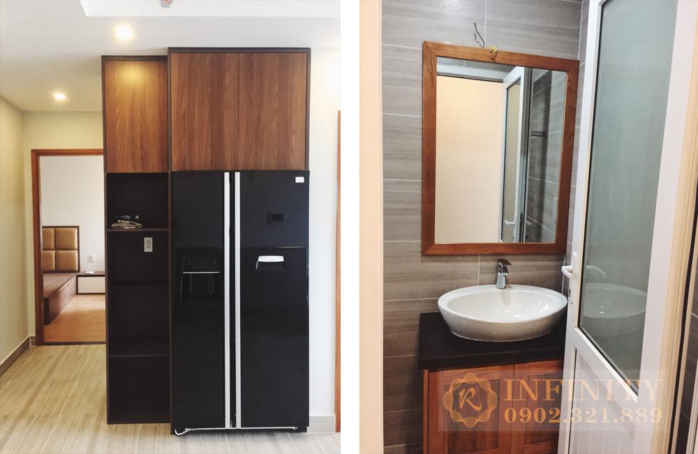 Bán căn hộ Everrich Infinity 73n2 với 2 phòng ngủ - phòng tắm