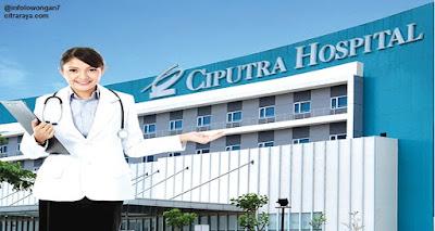 gambar Lowongan Kerja Ciputra Hospital april 2016