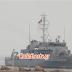 ΓΥΡΝΑ  Μ@ΥΝΙ ΣΤΟ ΤΟΠΟ ΣΟΥ!!! Τουρκικό πολεμικό πλοίο πέρασε σήμερα από τον Ισθμό της Κορίνθου!!! (Βίντεο)