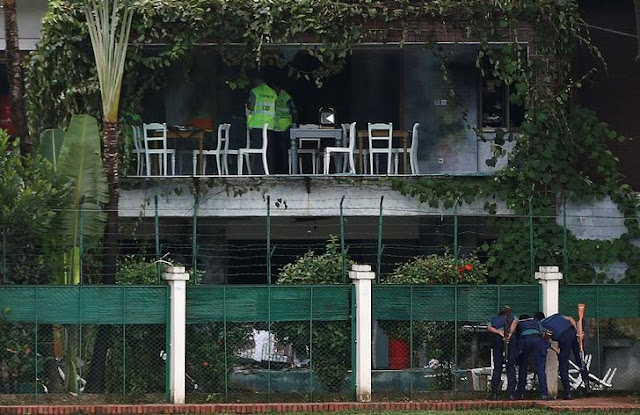 NEWS | New Evidence revealed deep Islamic State role in Bangladesh Cafe Attack