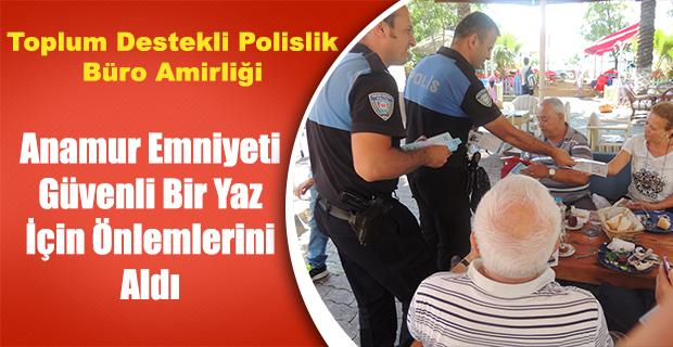 Anamur Emniyet, Anamur, Anamur Haber, Anamur Haberci, Anamur Ekspres, Anamur Son Dakika,
