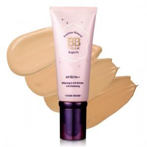 BB Cream Etude Untuk Kulit Wajah Berminyak