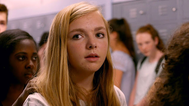 "Elsie Fisher in the piercing coming-of-age film ""Eighth Grade"""