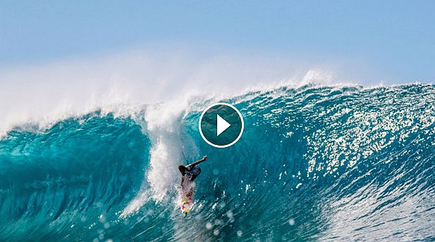 8 s and Above Top Scoring Waves from a Legendary Volcom Pipe Pro