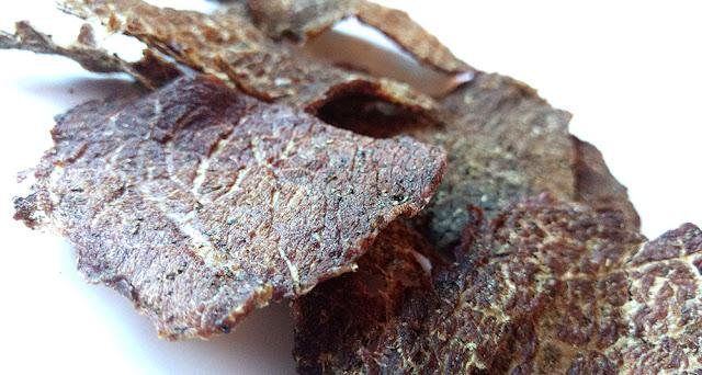 crispy beef jerky