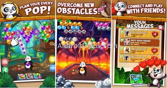 Aplikasi Android Free: Panda Pop v4.6.010 Mod Apk Full Unlimited Money [Terbaru]