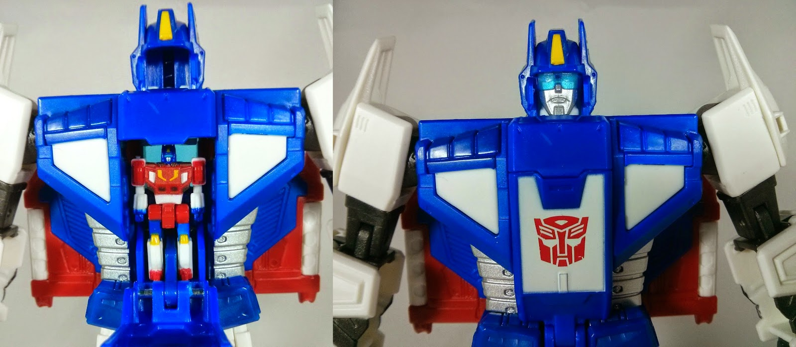 Masterpiece Star Saber chest