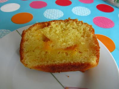 Cake all'arancia con olio d'oliva