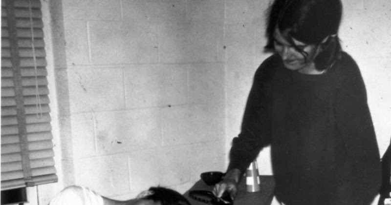Did you iron your hair vintage photos show how women straighten their hair with a clothes iron - How to unwrinkle your clothes with no iron ...