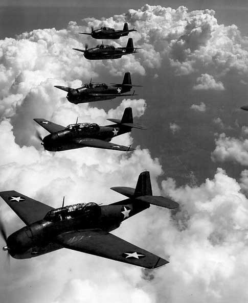 Misteri Hilangnya Pesawat Avenger di Segitiga Bermuda