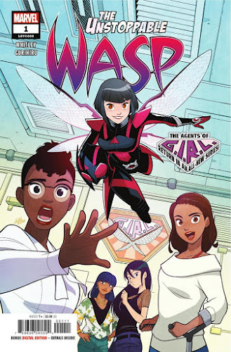 Download All The Unstoppable Wasp (2019) All Comics By Marvel