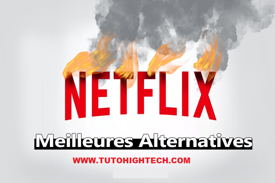 Meileurres Alternatives à Netfilx