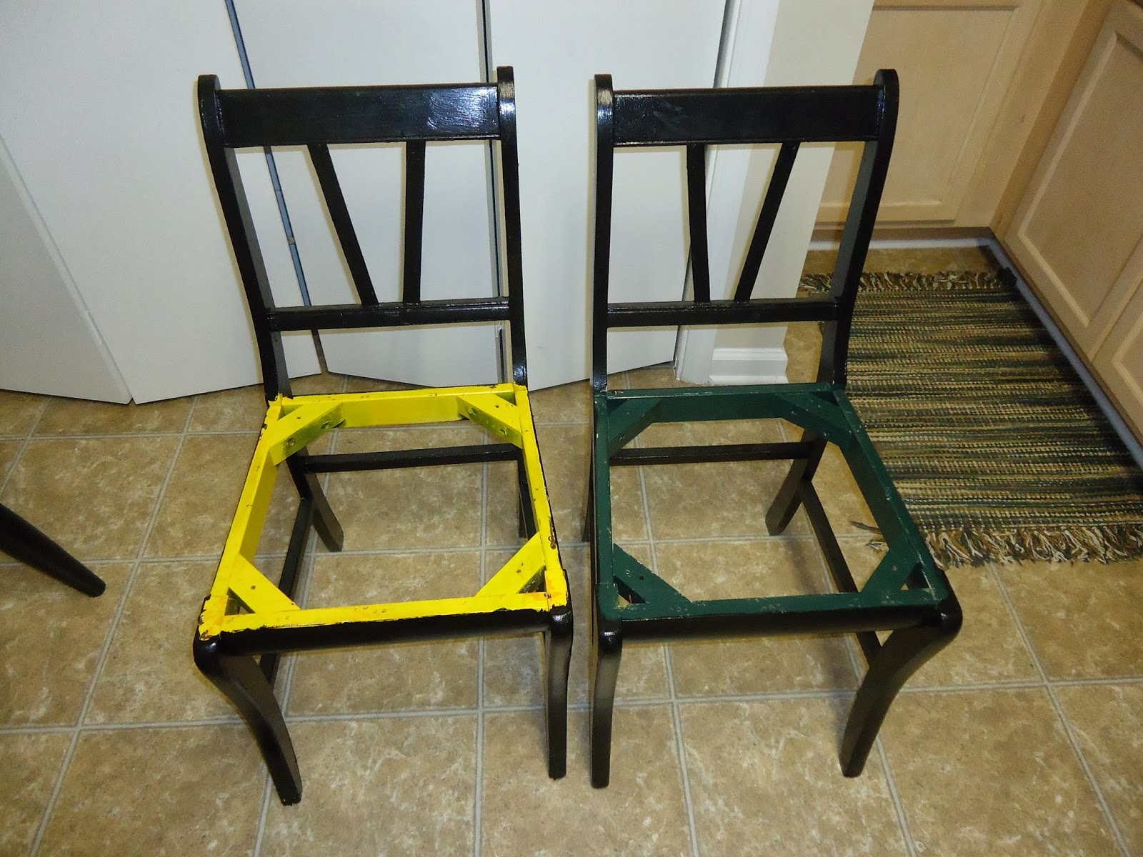 Diy Dining Chairs Design Devotions Diy Reupholstering A Dining Chair