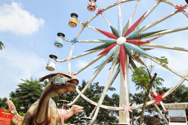 tempat wisata di tangerang wow citra raya