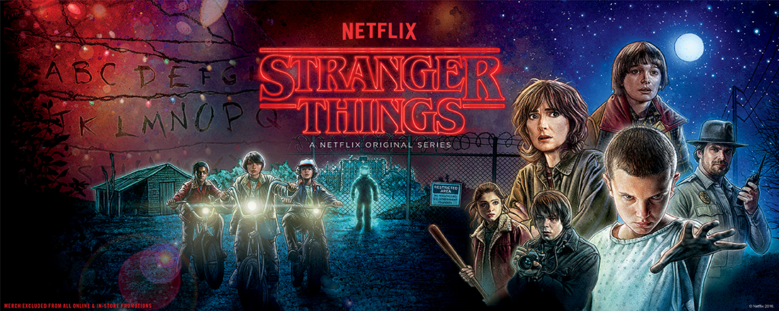 Stranger Things Staffel 1