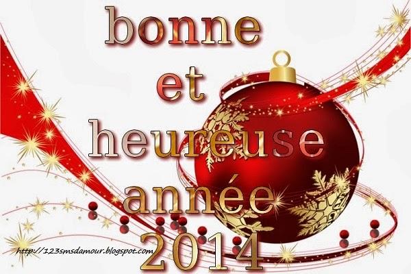 Exemple message et sms bonne année 2014 | Amourissima.com
