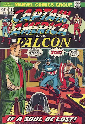 Captain America and the Falcon #161, Dr Faustus