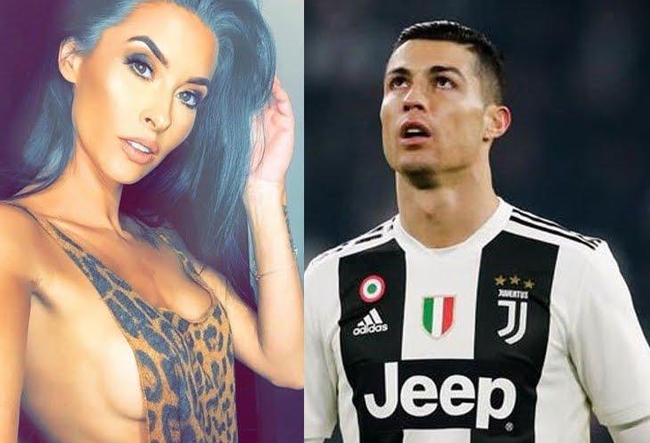 Le dure accuse di Jasmine Lennard su Cristiano Ronaldo della Juventus.