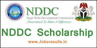 NDDC Scholarship 2017