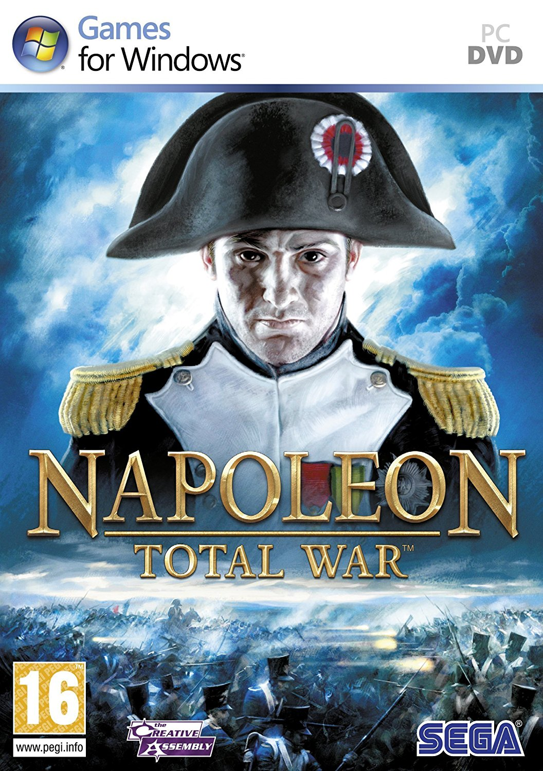 Napoleon: Total War {Gold Collection} ^*CorePack Repack