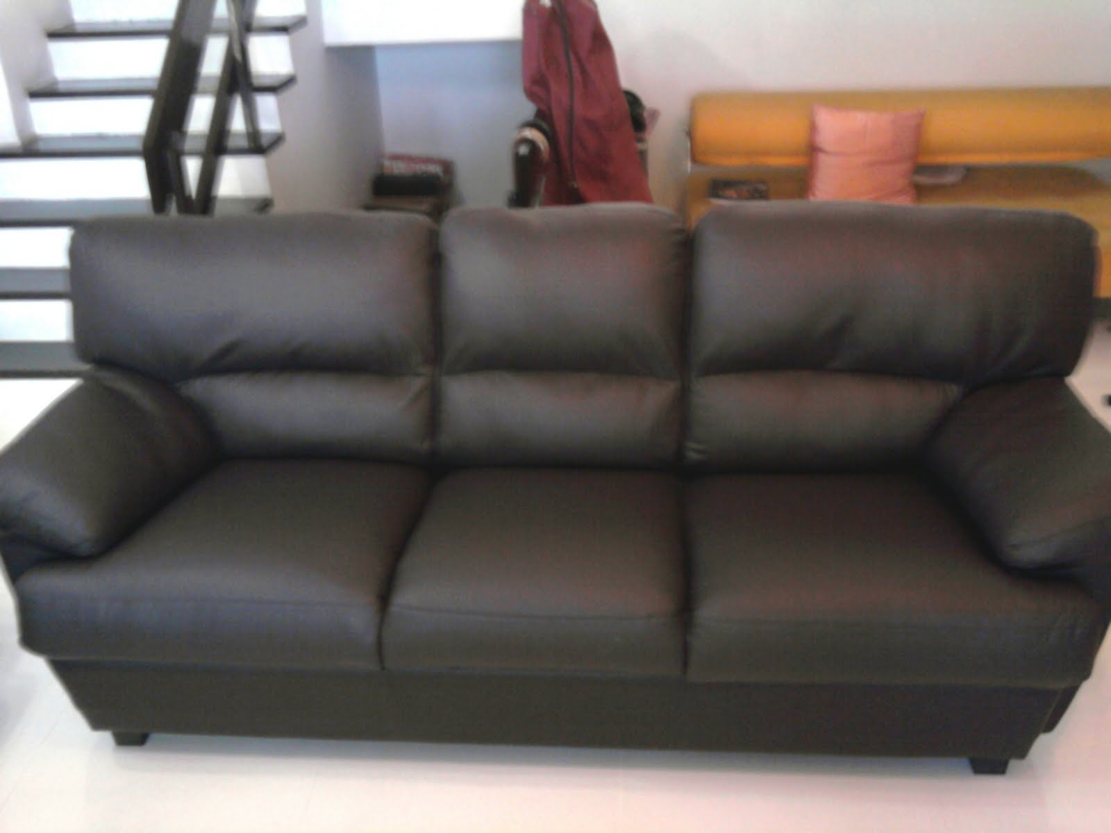 Semi Circle Sofa For Bay Window Dark Grey Sectional Kia Meng Trading Products And Services