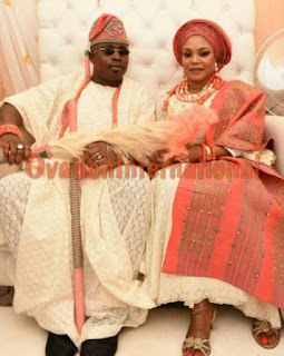 photos from aEbenezer Obey's Daughter Jaiyeola traditional wedding
