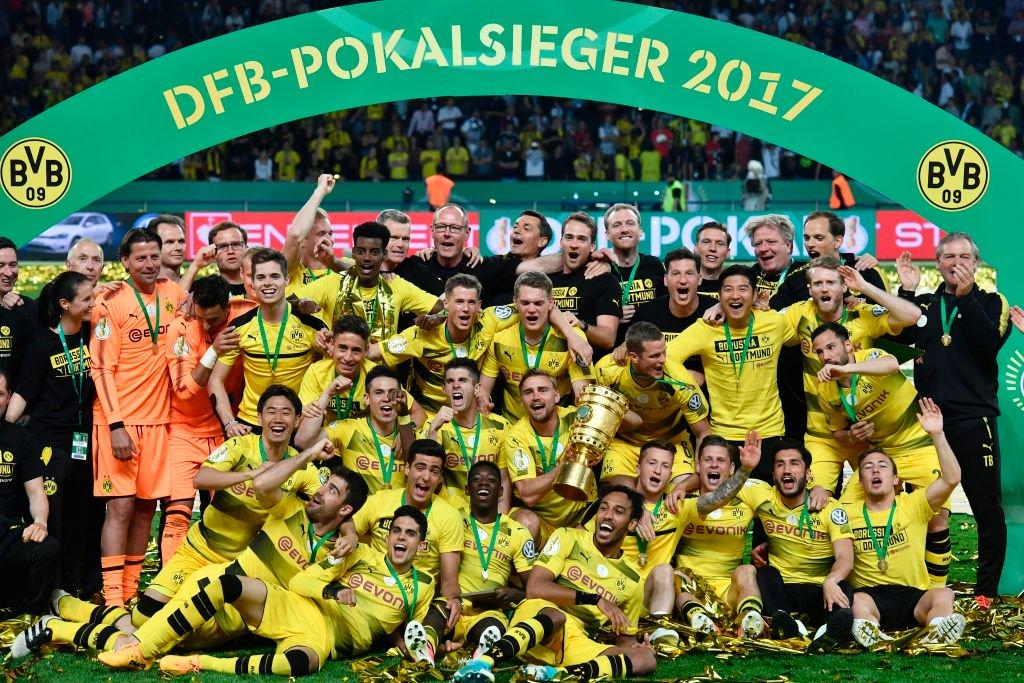 5 Pemain Kunci Yang Bisa Membawa Dortmund Juara Bundesliga