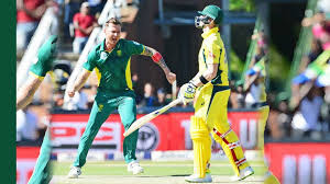 Australia vs South Africa 3rd ODI 2018,
