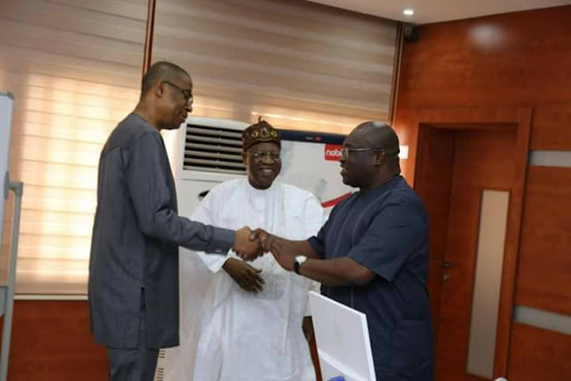 Lai Mohammed Currently In Abia To Launch 'Change Begins With Me' Program