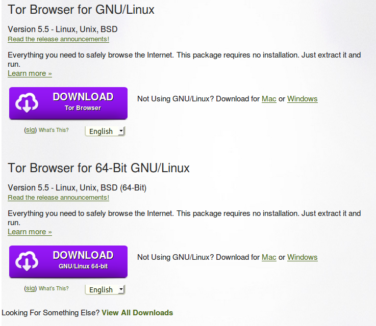 How To Use Tor Browser in Ubuntu