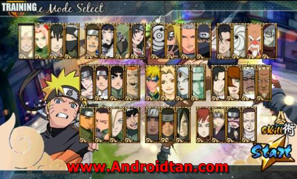 Free Download Game Naruto Shippuden Ultimate Naruto Senki 2 Mod By Doni Apk Terbaru 2017 Gratis