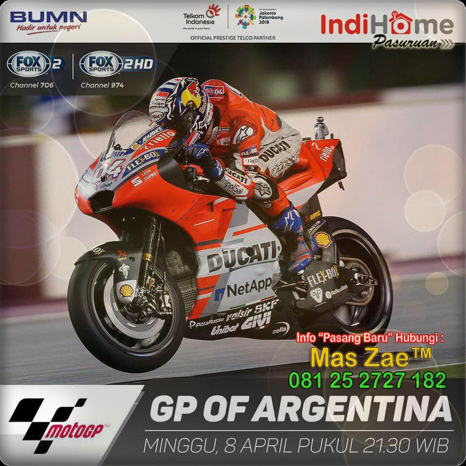Siaran Langsung Motogp Argentina Minggu  Useetv Fox Sport Ch  Indiome Pasuruan