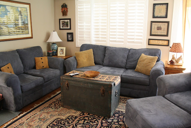 Sunny Simple Life: How to Refill Couch Cushions Cheaply