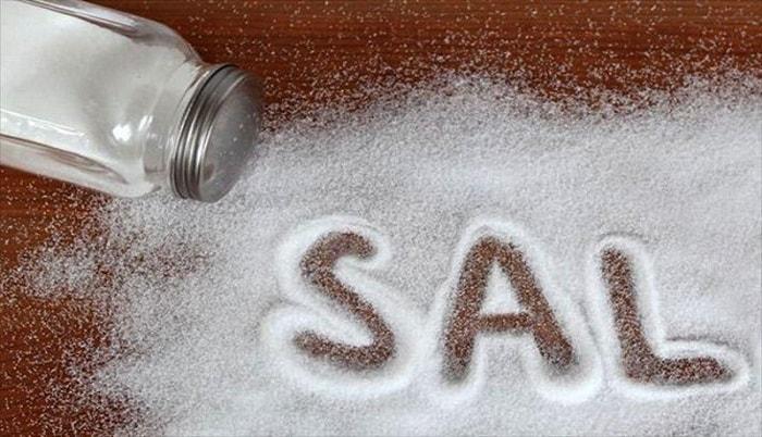 Reducir el consumo de sal